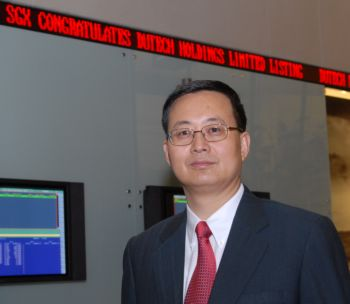 johnny liu_DUTECH HOLDINGS: Robert Stone continues to add to his holding